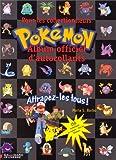 echange, troc Maria Barbo - L'Album officiel d'autocollants Pokemon