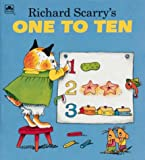 Richard Scarry's One to Ten (Golden Little Look-Look Books)