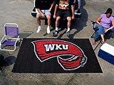 Fanmats 01327 Western Kentucky University Ulti-Mat