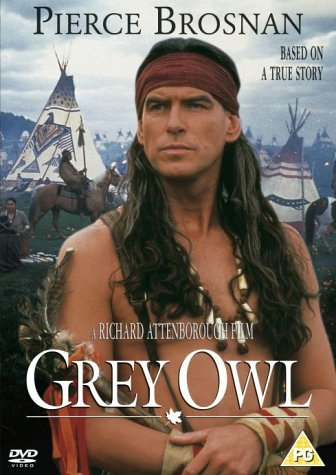 Grey Owl Dvd [UK Import]