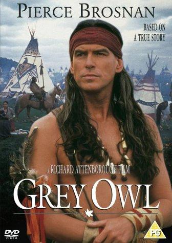 Grey Owl Dvd [UK Import]