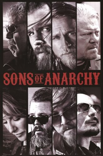 (24×36) Sons of Anarchy Samcro TV Poster Print