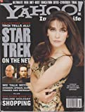 img - for Yahoo! Internet Life (Collectors' Issue: Troi Tells All! Star Trek on the net. Marina Sirtis slips into something more comfortable., Volume 4, Number 12, December 1996) book / textbook / text book