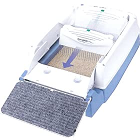 LitterMaid LME9000 Elite Mega Advanced Automatic Self-Cleaning Litter Box