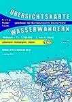 �bersichtskarte Wasserwandern Deutsch...