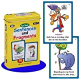 Sentences And Fragments Fun Deck Cards - Super Duper Educational Learning Toy For Kids