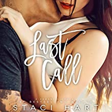 Last Call: A Bad Habits Novel Audiobook by Staci Hart Narrated by Kirsten Leigh