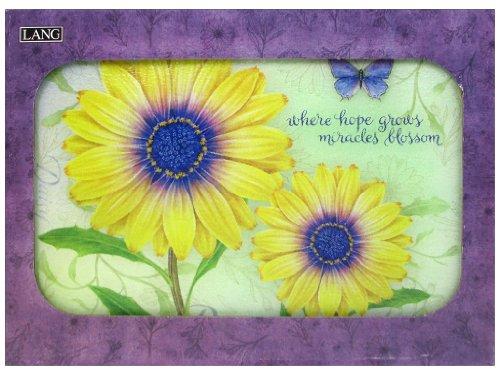 Lang 5035109 Daisy Cutting Board