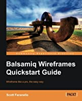 Balsamiq Wireframes Quickstart Guide Front Cover