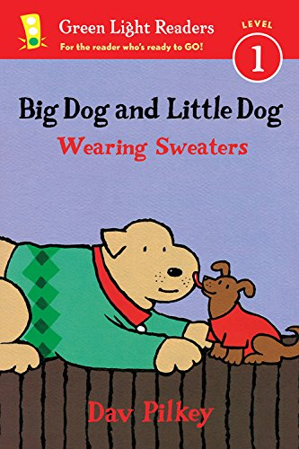 Free American Books: Big Dog and Little Dog Wearing Sweaters ...