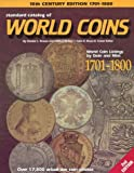 img - for Standard Catalog of World Coins: 1701-1800 book / textbook / text book