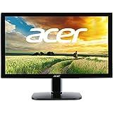 Acer KA240HQAbid 23.6インチ 液晶ディスプレイ モニター (TN/非光沢/1920x1080/300cd/100000000:1/5ms/ブラック/ミニD-Sub15ピン・DVI-D24ピン・HDMI)