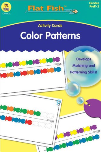 Color Patterns Activity Cards - 1