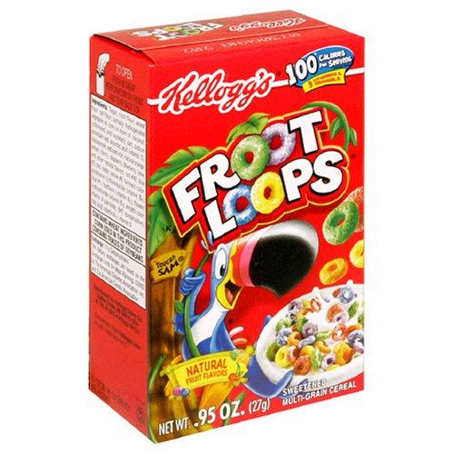 FRUIT LOOPS NUTRITION