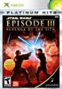 Star Wars Episode III Revenge of the Sith - Xbox [PlayStation 3]<br>