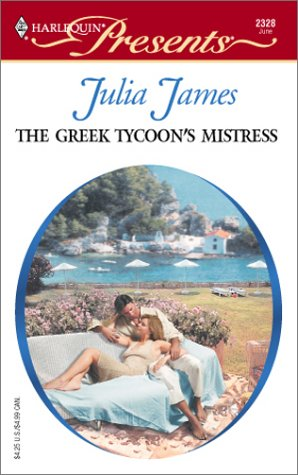 Image for The Greek Tycoon's Mistress  (The Greek Tycoons)