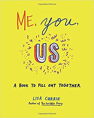 Me, You, Us written by Lisa Currie