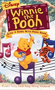 Winnie the Pooh - Sing a Song With Pooh Bear [VHS]