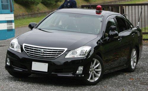 1/24 ザ・ベストカーGT No.57 GRS202 クラウン 警衛SP仕様車