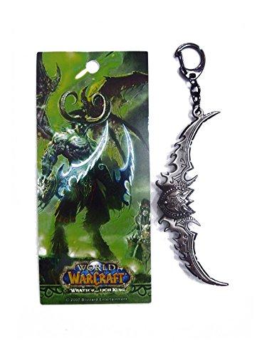fresco World of Warcraft Illidan serie portachiavi