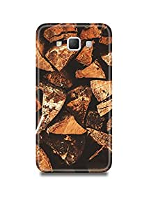 Wooden Logs Samsung A5 Case