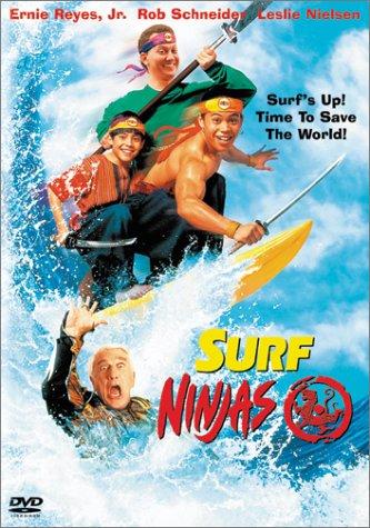 Surf Ninjas / Ниндзя серферы (1993)