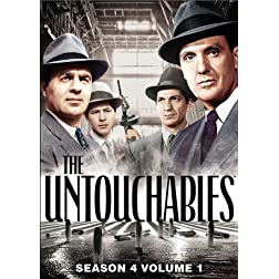The Untouchables: Season 4 Volume 1