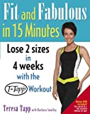 Fit and Fabulous in 15 Minutes with DVD Teresa Tapp