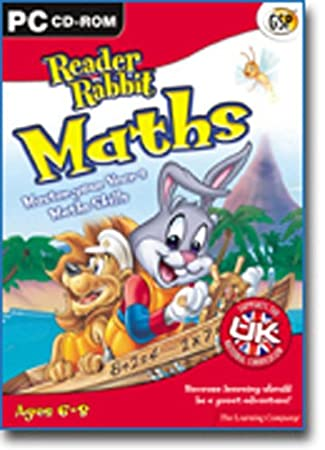 Reader Rabbit Maths 6-8 years