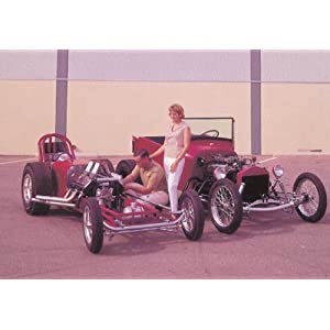 Hot Rods & Custom Cars: Vintage Graphics: Vintage Speed Graphics (Icons)