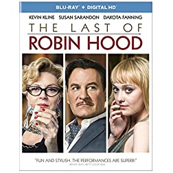 The Last of Robin Hood [Blu-ray]