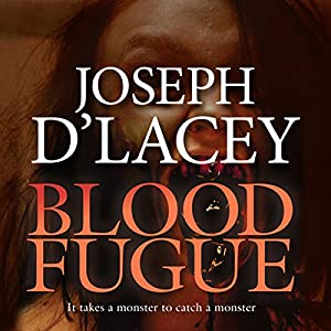 Blood Fugue Audiobook