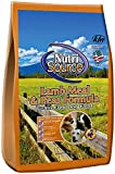 Tuffy's Pet Food NutriSource Grain Free Lamb Formula Dry Dog Food, 30-Pound