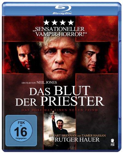 Das Blut der Priester [Blu-ray]