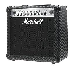 Marshall MG15CFX Guitar Amps, Black