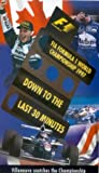 Fia Formula 1 World Championship: 1997 [VHS]