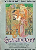 img - for Camelot vocal Selection book / textbook / text book