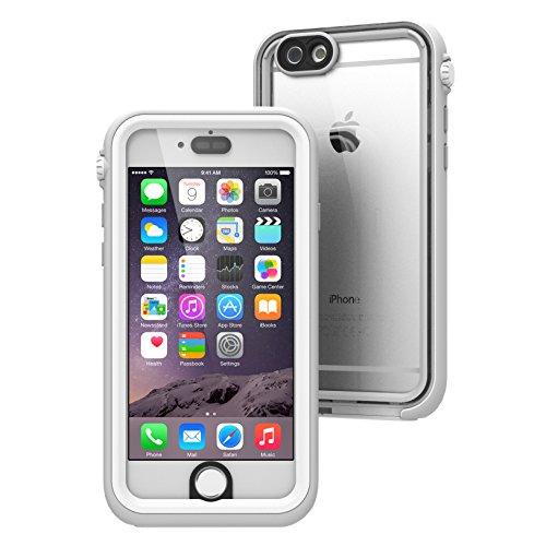日本正規代理店品 catalyst 5m完全防水・防塵・耐衝撃ケース for iPhone6 ホワイト CT-WPIP144-WT