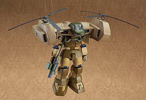 COMBAT ARMORS MAX08 太陽の牙 ダグラム 1/72 Scale イーストランド WE211 マべリック ABS&PS&PE製 組み立て式プラスチックモデル