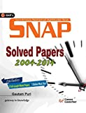 SNAP Solved Papers 2004-2014