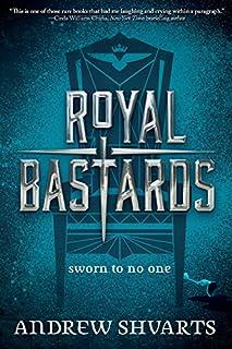 Book Cover: Royal Bastards