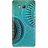 Cover Affair Mandala 3D Printed Back Cover Case For Samsung Galaxy A7