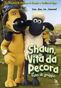Amazon.com: Shaun - Vita Da Pecora #02 - Foto Di Gruppo: animazione