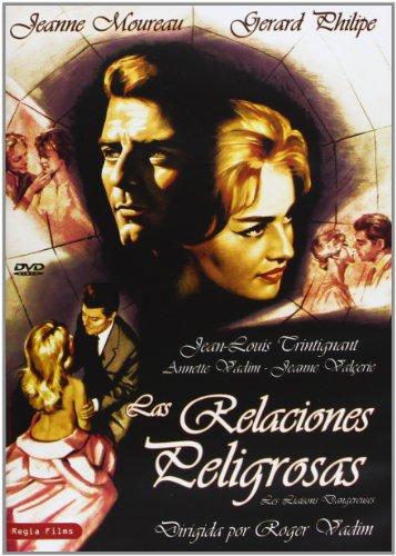 Las Relaciones Peligrosas [DVD]