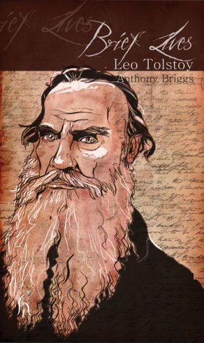 Brief Lives: Leo Tolstoy