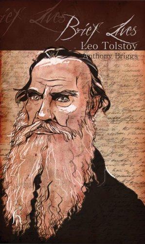 Brief Lives: Leo Tolstoy