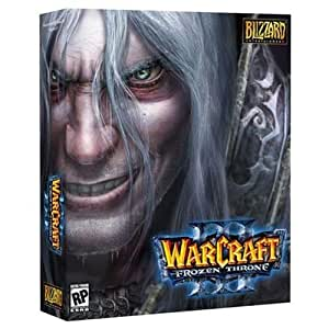 WarCraft III Expansion: The Frozen Throne - PC/Mac
