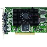 Matrox 7105-0101 G450 Multi-Monitor 128Mb Pci Quad Graphics Card