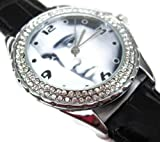 New Fashion WS049 wristwatch Crystal Watch / Elvis Aaron Presley