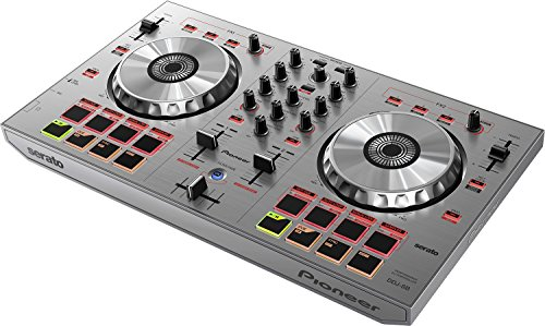 Pioneer New Digital 2 Channel Controller For Serato DJ Silver Argento DDJ-SB-S (Pioneer Controller Dj Serato compare prices)